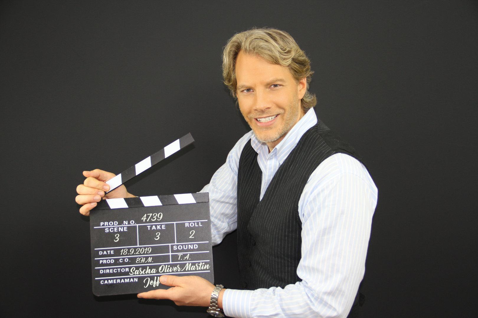 Sascha Oliver Martin - Gran Media